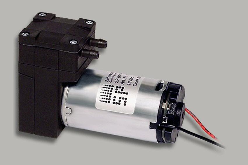 Micro-pompe SP-600-EC